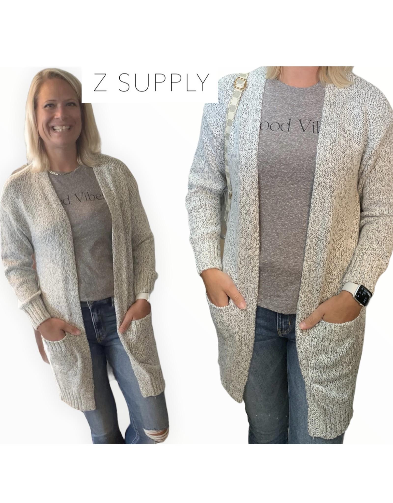 Z Supply Z SUPPLY Paige Marled Cardigan