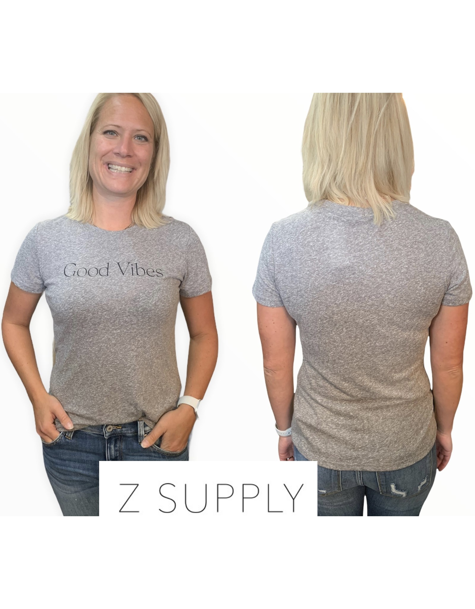 Z Supply Z SUPPLY Good Vibes Easy Tee