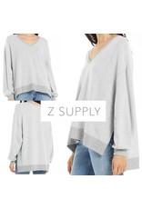 Z Supply Z SUPPLY Cozy V- Neck Modern Weekender