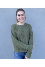 LATA All Wrapped Up Knit Sweater
