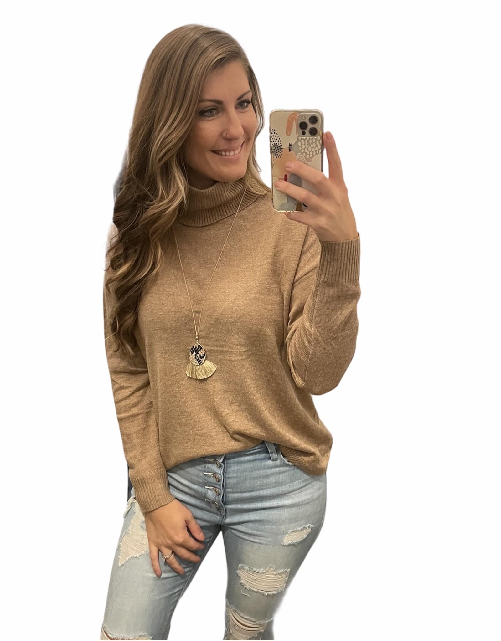 Z Supply Z Supply Agnes Turtleneck Sweater