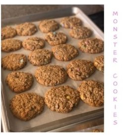 Monster Cookies for a Cause (single)