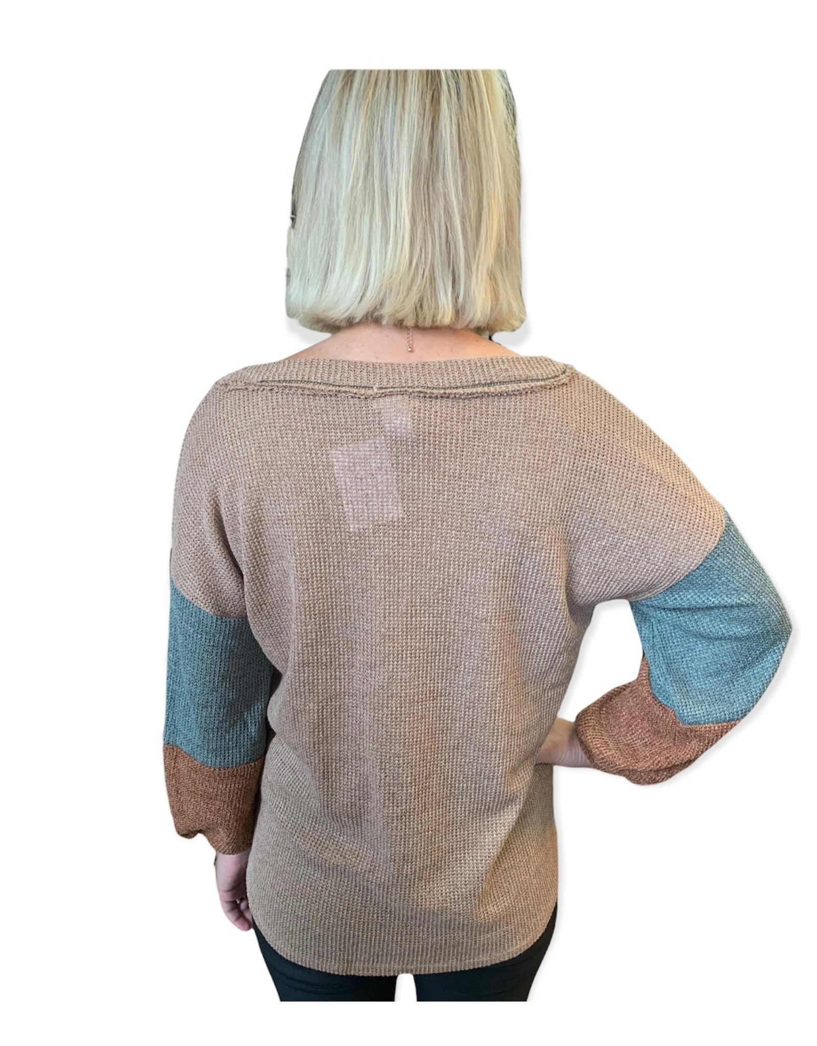 LATA Vintage Sweater Knit