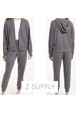 Z Supply Z Supply Carry On Zip Up Jacket