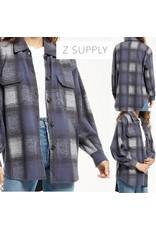 Z Supply Z Supply Eastyn Plaid Shirt Jacket