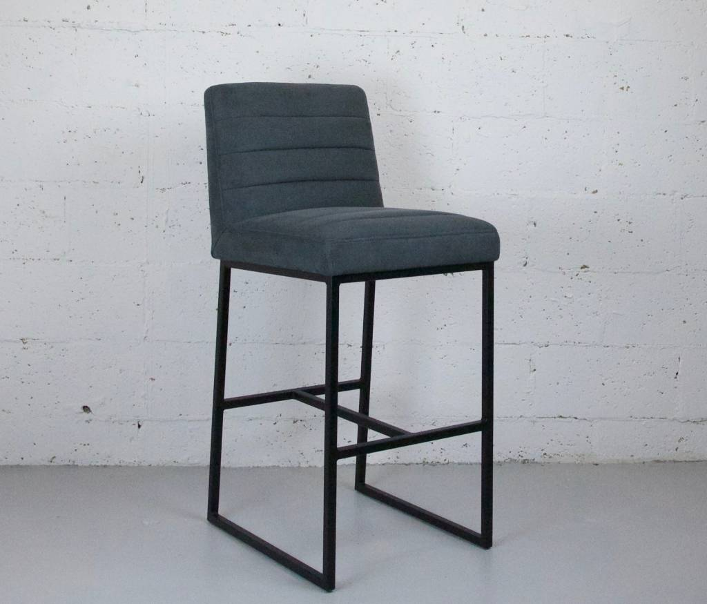 sports shoes a09e9 31af1 Turner Faux Suede Barstool