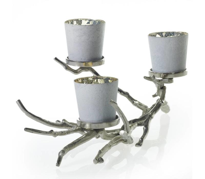 Wildwood Small Candleholder