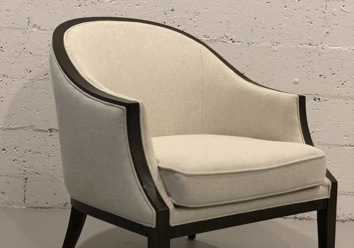 Gabby Linen Accent Chair