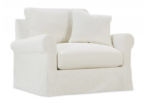 ROWE Aberdeen Slipcover Chair