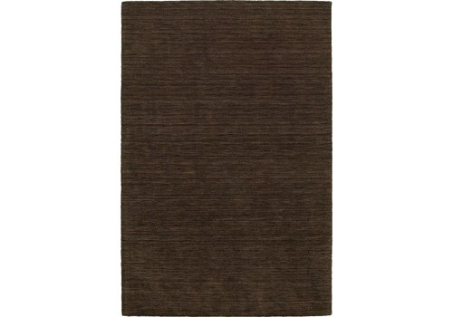 Aniston Dark Brown Rug