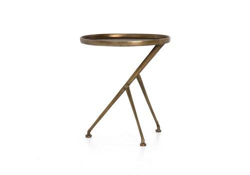 Schmidt Accent Table-Brass