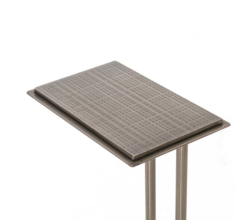 Acid Etch C Table-Nickel