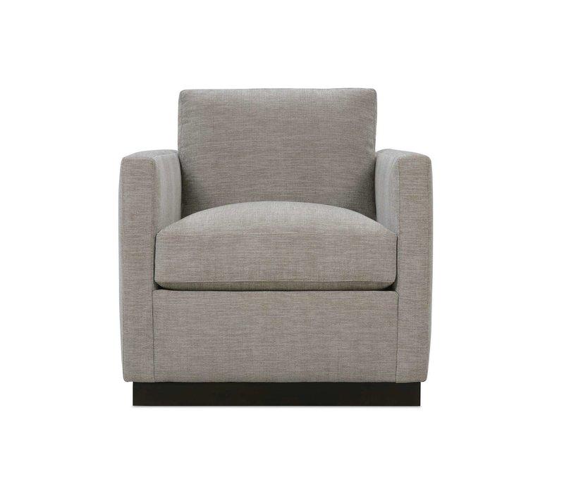 Allie Swivel Chair-Floor Display