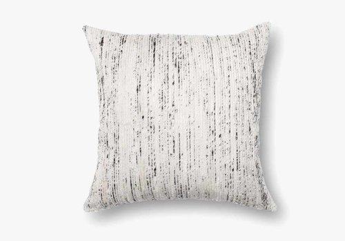 """Sari Silver 22"""" Accent Pillow"""