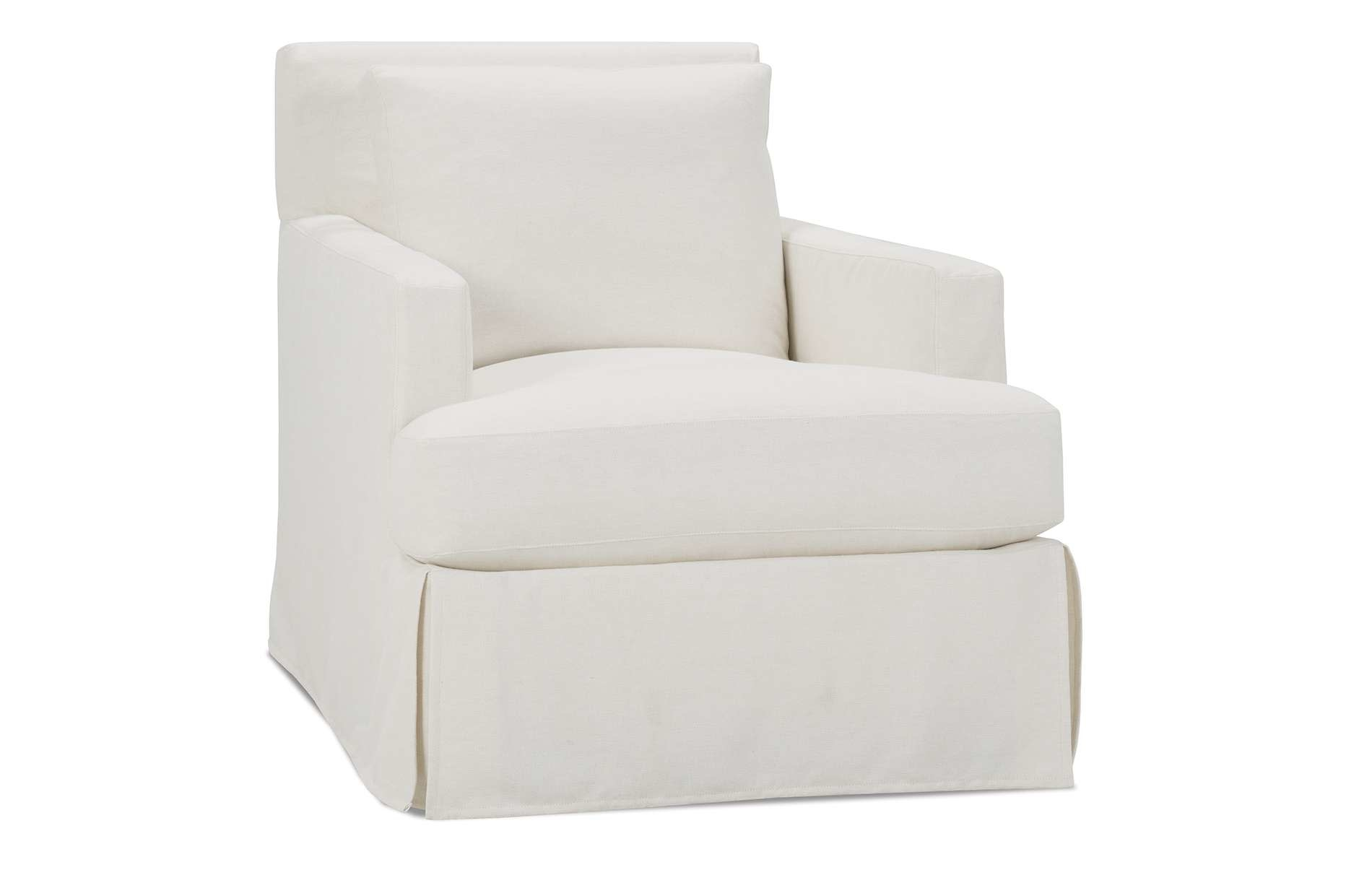 Laney Slipcover Swivel Glider Chair Sanctuary Home And Gift