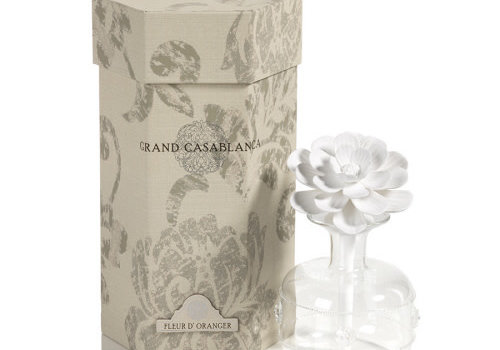Grand Casablanca Porcelain Diffuser Fleur D' Orange