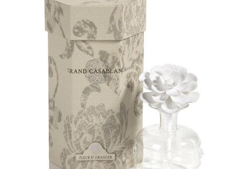 Grand Casablanca Porcelain Diffuser Fleur D' Orange