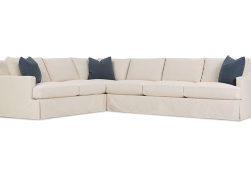 Laney Two Piece Slipcover Sectional