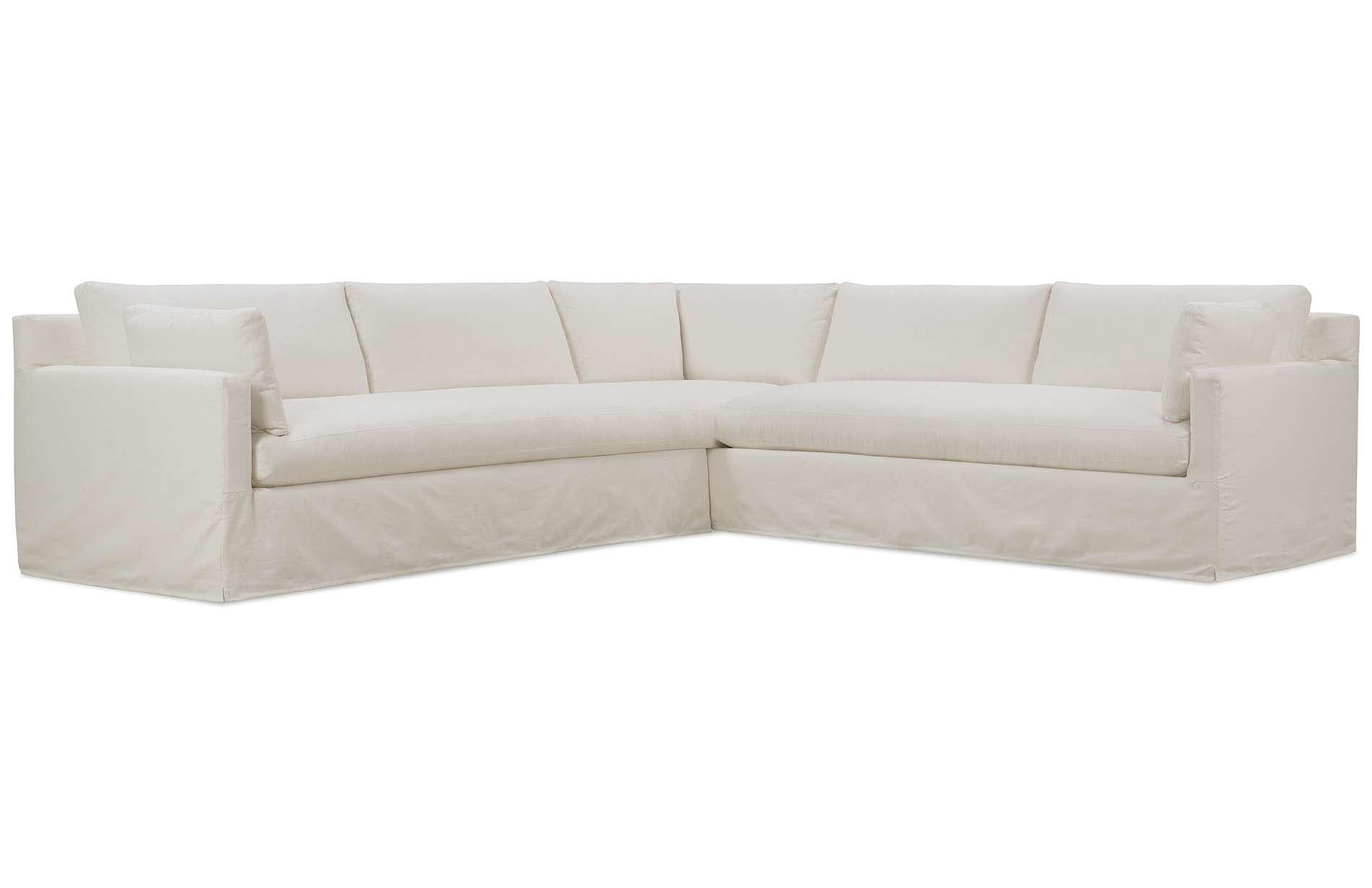 Super Sylvie Bench Seat Slipcover Sectional Gmtry Best Dining Table And Chair Ideas Images Gmtryco