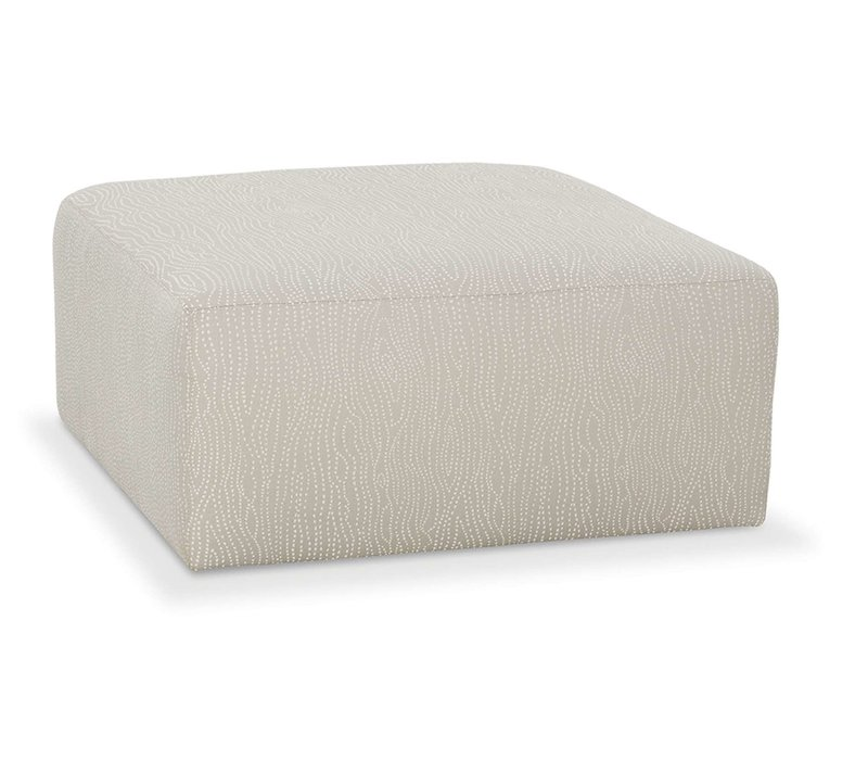 Miles Square Cocktail Ottoman