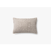 "Beige 13"" X 21"" Pillow"