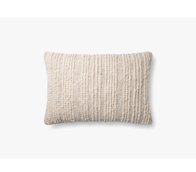 "Natural 16"" X 26"" Pillow"
