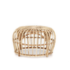 Four Hands Laguna Rattan Stool