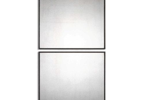 Matty Square Mirrors S/2