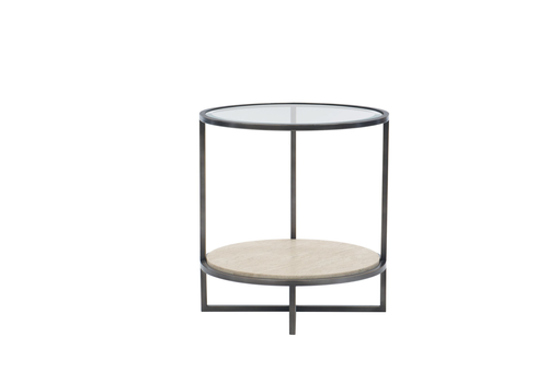 BERNHARDT Harlow Chairside Table