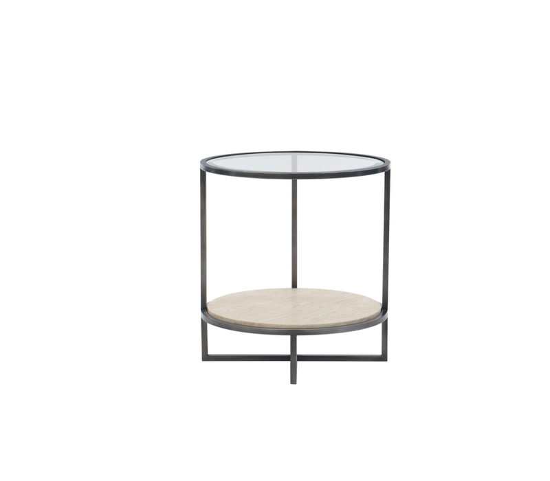 Harlow Chairside Table