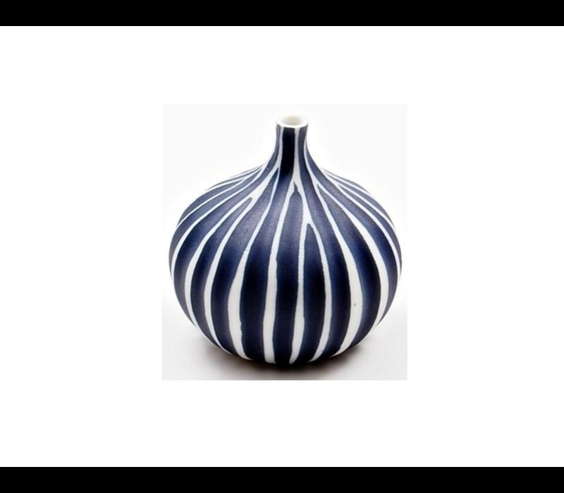 Congo Small Blue Vase