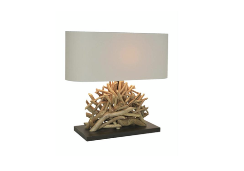 "Jeffan International Bayside 20"" Table Lamp"