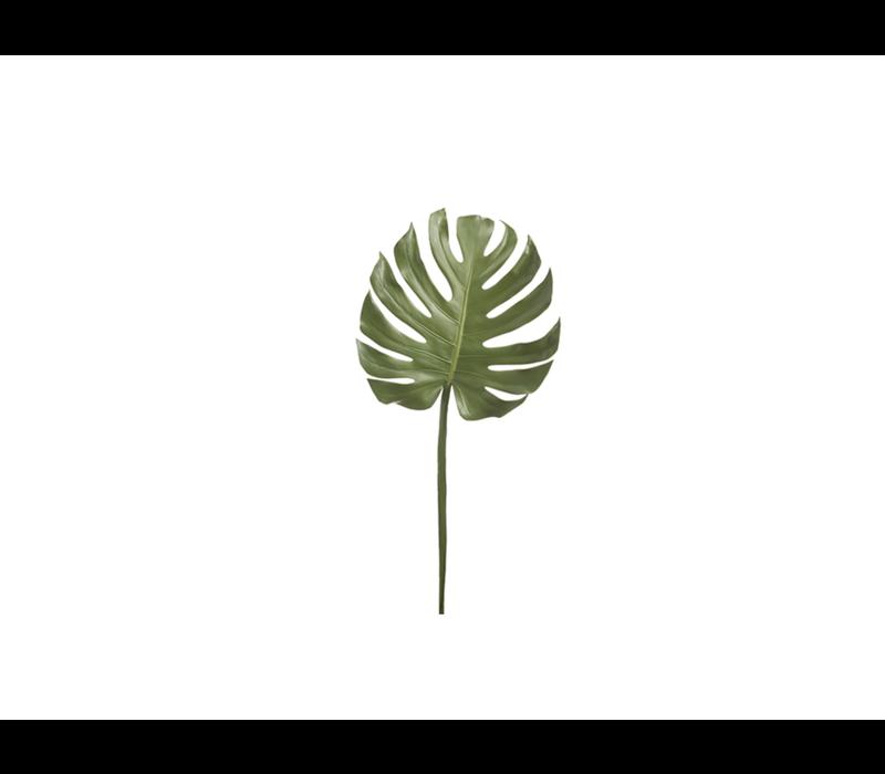 """12"""" Monstera Leaf"""