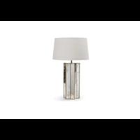 "Alexa 29"" Mercury Glass Table Lamp"