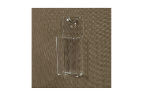 HomArt Glass Wall Pocket-Large Hole