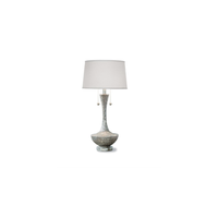 "Embossed Vessel 34"" Table Lamp"