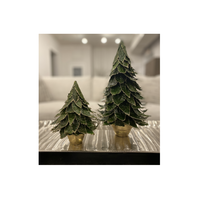 Natural Leaf Tree  - Medium xmas