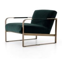 Jules Chair in Emerald