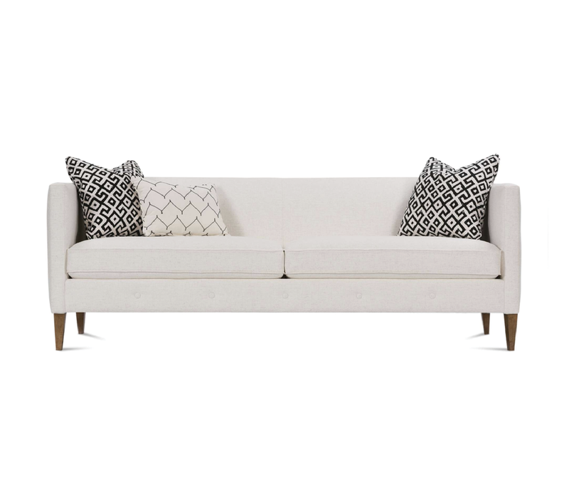 "Claire 86"" Sofa - Bench Seat"