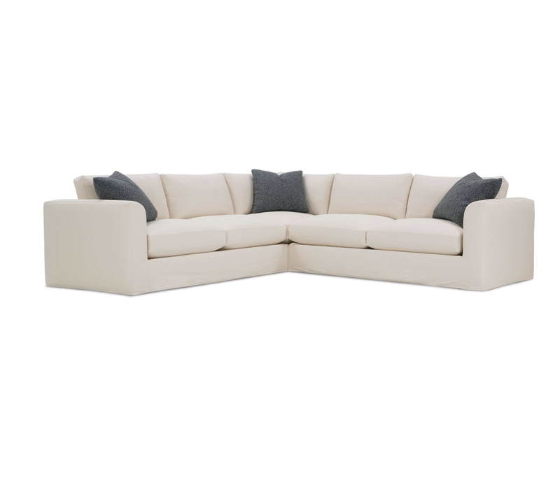 Derby Slipcovered Sectional