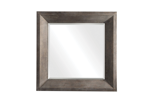 Thanos Bronze Square Mirror 47 X 47