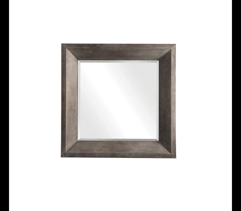 Thanos Bronze Square Mirror 47 X 47