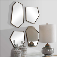 Linneah Mirrors Set of 4