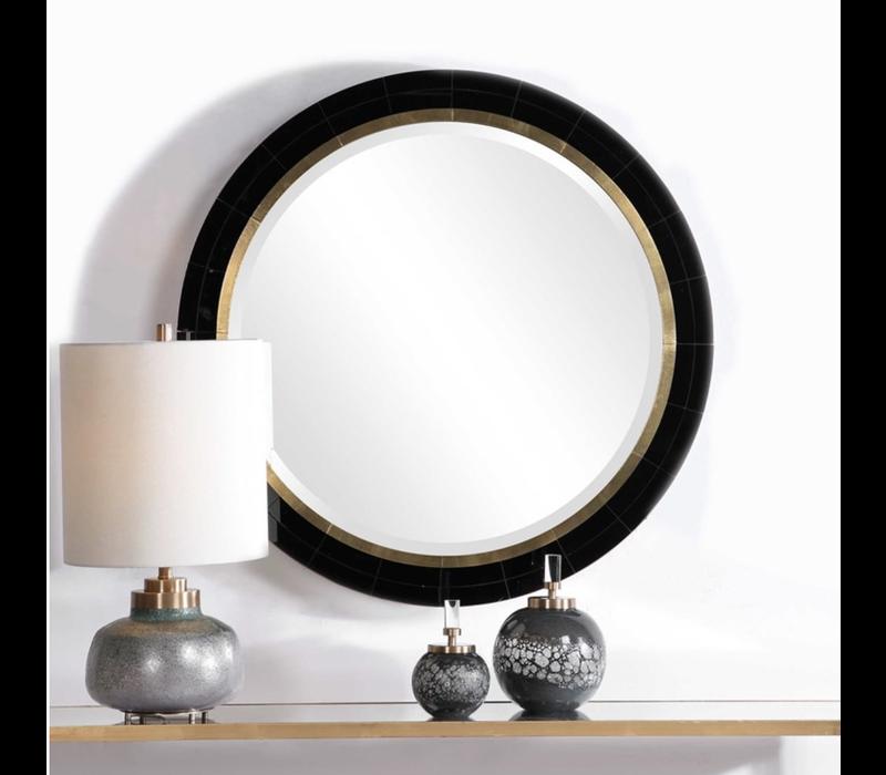 Nayla Round Mirror 36 X 36