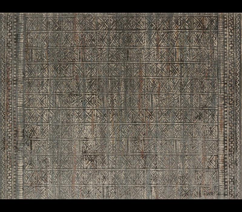 Javari Charcoal 8x10 Rug