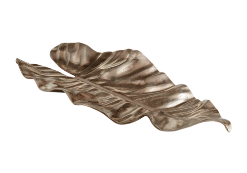 Bronze Leaf Tray -  Large