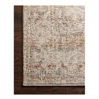 LOURDES POWER LOOMED RUG