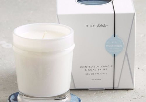 Mer-Sea & Co. Mer-Sea & Co Large Boxed Candle