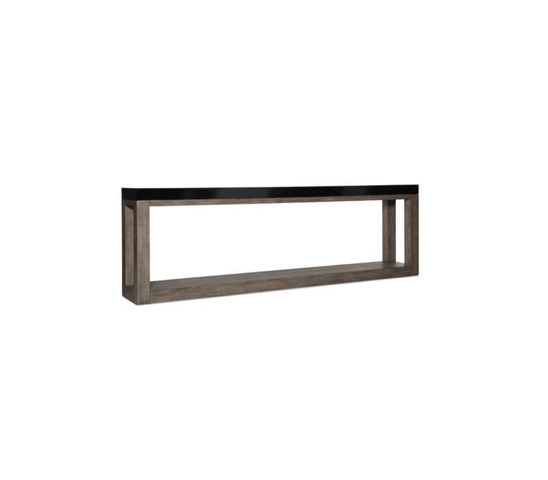 Vienna Oak Long Console Table