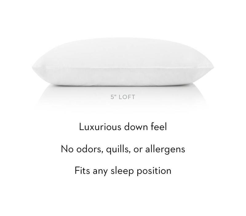 Gelled Microfiber Pillow - Queen